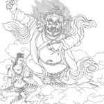 The Mahasiddha who tamed the Untamable