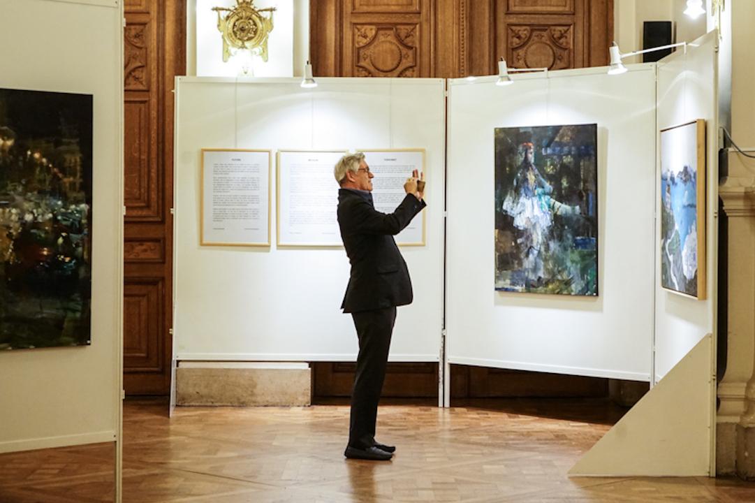 Mon engagement pour la culture à Saint-Gilles (Conférence)